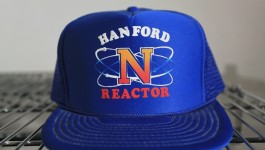Hanford Reactor hat