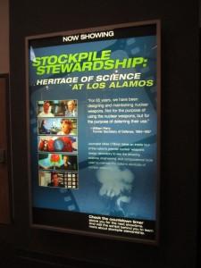 Stockpile Stewardship film