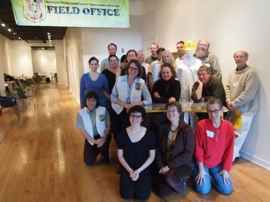 Illinois Charrette Group Photo