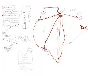 Nuclear Rail Tour concept sketch